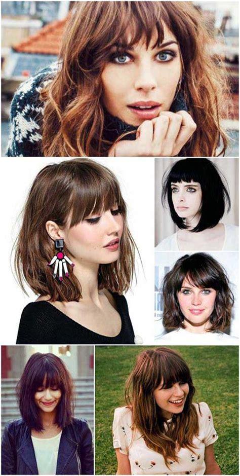 franjas  testa grande cortes pra cada tipo de rosto