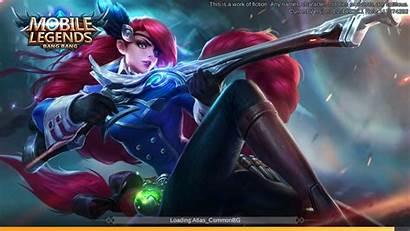 Legends Mobile Lesley Hero Legend Shin Yi