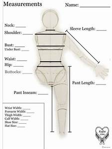 Sewing Measurements