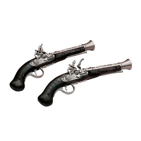 Vorhänge Schwarz Silber by Alte Piraten Pistole Piratenpistole Schwarz Silber 5 99