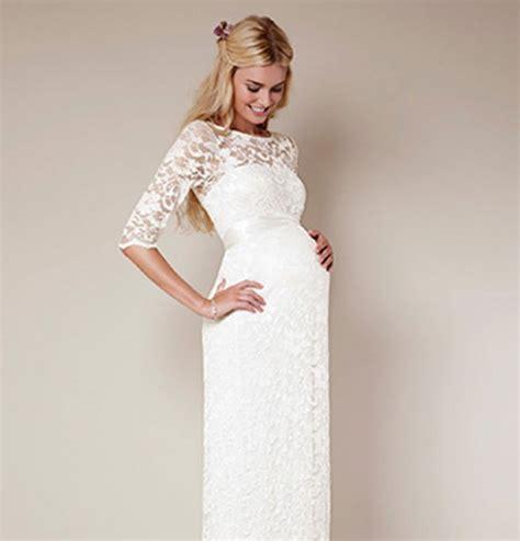 tenue mariage civil femme enceinte robe de mari 233 e femme enceinte comment la choisir