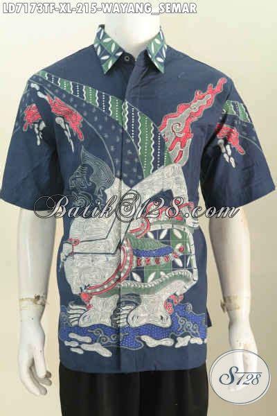 Kalung Motif Semar jual baju batik lengan pendek motif semar baju batik