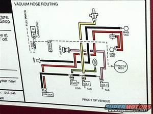 Ford F 150 Vacuum Lines Diagram
