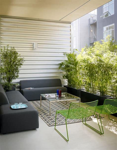 Ideen Für Balkongestaltung by Balkon Ideen F 252 R Moderne Balkongestaltung Mit Sitzecke