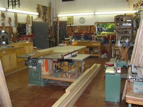 Flooring for wood shop?   IH8MUD Forum