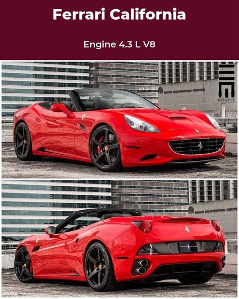 Sure, it isn't the most agile car ferrari makes, but that's because it's primarily designed to carry two people long distances in comfort at high. Ferrari California TOP SPEED 196mph #ferraricaliforniaturbo   Ferrari california, Ferrari ...