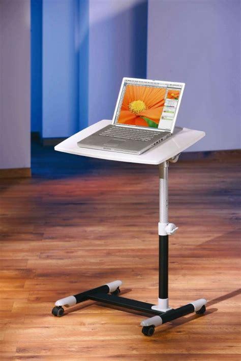 Computertisch Laptop Tisch  Pult Alexis Höhenverstellbar