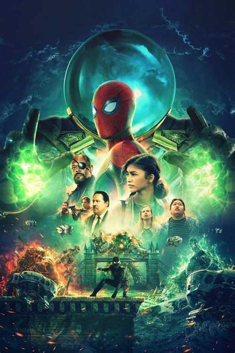 Spider-Man: Far from Home (2019) - cruiser721 | The Poster ...