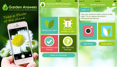 Garden Answers App by Green Thumb Tech For All Levels Of Gardeners Mad Hatter