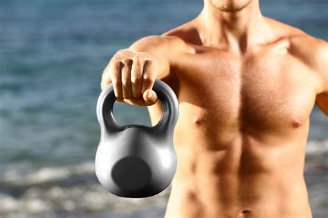 kettlebell exercises workout fitness weight loss training kettlebells fat exercise workouts swings watchfit crossfit strength dreamstime diddy effective most perform