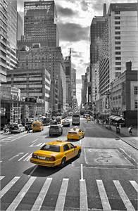 New York Poster : marcus klepper new york yellow cab poster posterlounge ~ Orissabook.com Haus und Dekorationen