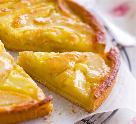 cuisine plus fr recettes recette traditionnelle tarte normande