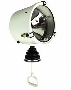 Marine Lighting Searchlights Anti Piracy Manual Remote