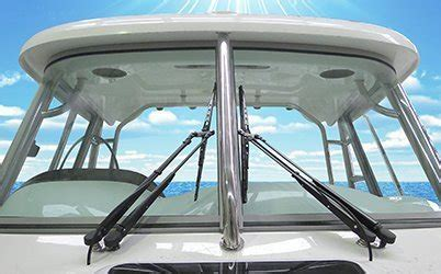 boat windscreen wipers parts
