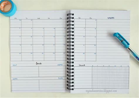 bullet journal template my indian version bullet journal monthly layout ideas part 2