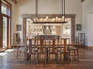 Rustic dining room wall ideas crafts chic decor