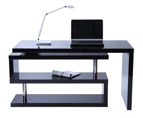 meuble bureau noir bureau design pas cher chaises meubles etagere
