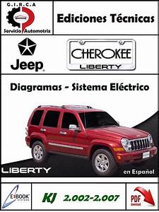 Manual Diagramas El U00e9ctrico Jeep Cherokee Liberty 2002