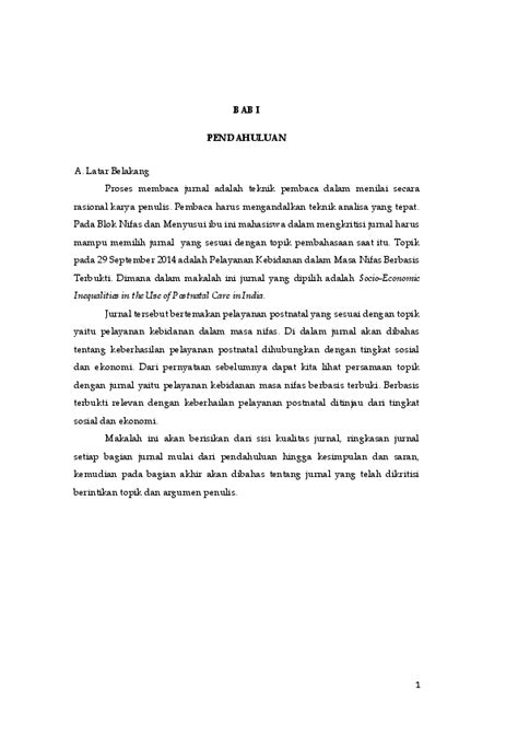 (DOC) contoh journal reading | Drevanda Lidya - Academia.edu