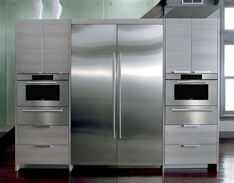 Sub Zero SubZero Dual 30Inch Column Refrigerator Freezer