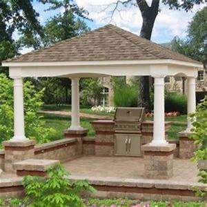 1000 images about gazebo designs on pinterest furniture With backyard cabanas for sale