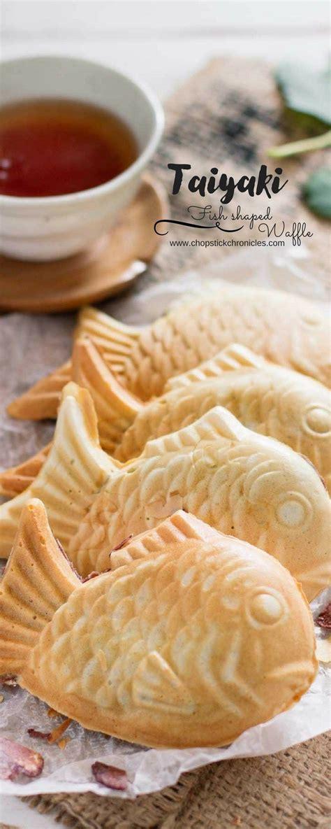 recette cuisine japonaise taiyaki recette cuisine japonaise japonais et cuisine