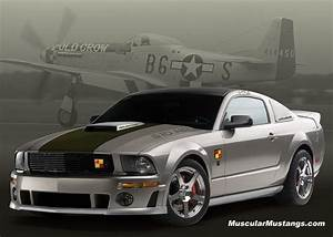 2008 Roush P-51A Ford Mustang