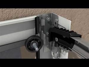 Montage Porte De Garage : montage de la porte de garage sectionnelle h rmann youtube ~ Dailycaller-alerts.com Idées de Décoration