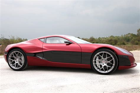 Rimac Concept_one Is A 3800nm Croatian Electric Supercar