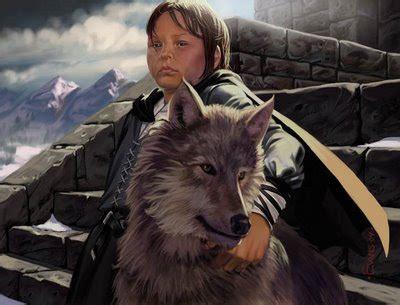 Os Livros do Lars: Rickon Stark