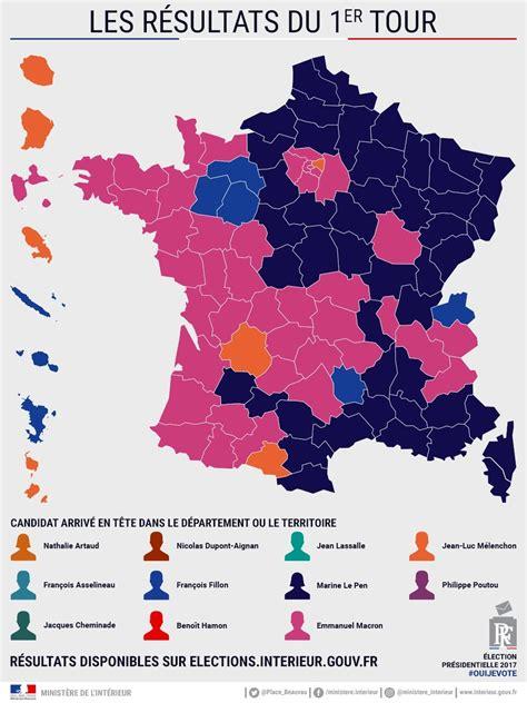 interieur gouv resultat election election pr 233 sidentielle 2017 r 233 sultats globaux du premier tour election pr 233 sidentielle 2017