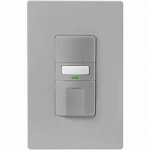 3 Way Motion Sensor Wall Switch