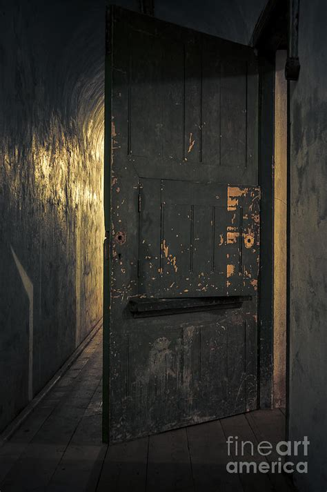 creepy door photograph  svetlana sewell