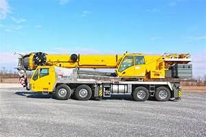 New Grove Truck Crane