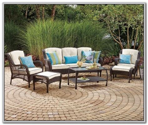 wilson fisher patio furniture set chicpeastudio