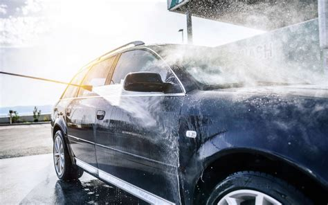 Benefits Of A Winter Car Wash