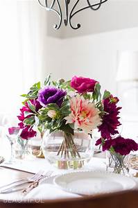 A Simple and Vibrant Mother's Day Table Setting-1672 - A ...