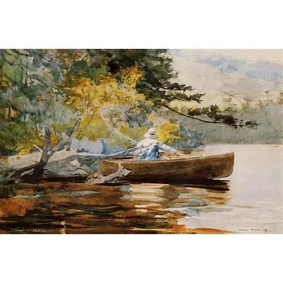 19C American Women: artist Winslow Homer 1836