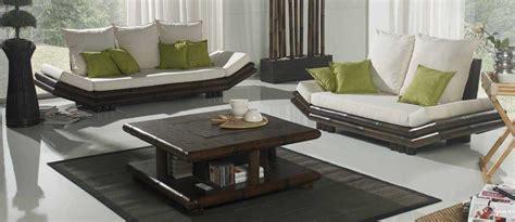 set de cuisine en rotin meubles bambou wengé ethnic chic c 39 est tao