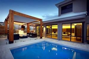 Contemporary Wooden Terrace – interesting creative ideas