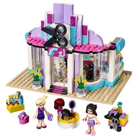 coiffe de siege 41093 lego le salon de coiffure d 39 heartlake city