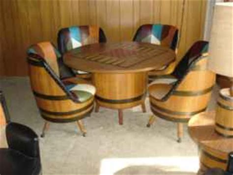 set of barrel furniture on craigslist missouri
