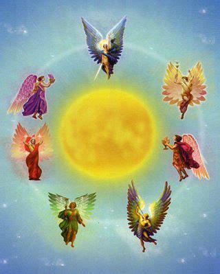 Seven Archangels Angels