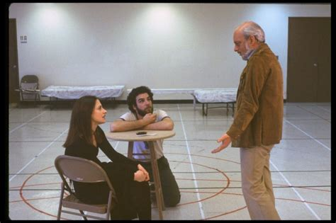 Maybe you would like to learn more about one of these? Director Harold Prince rehearsing w. Patti LuPone and Mandy Patinkin for the Broadway production ...