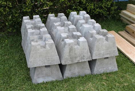 Concrete Deck Blocks Uk   Home Design Ideas