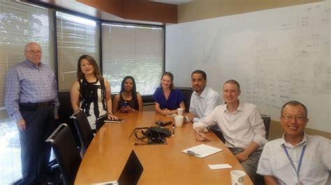 coffee   executives novavax office photo