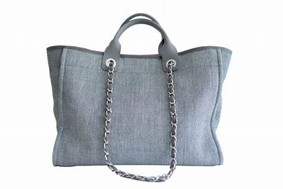 Bag Deauville Tote Chanel Shopping Canvas Days