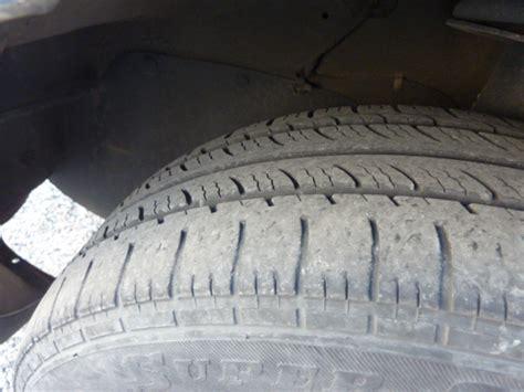 usure pneus avant