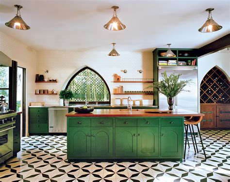 green green organic kitchen the 32 most beautiful kitchens in vogue vogue 3992