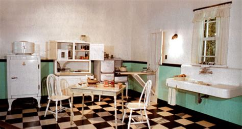retro kitchen cabinet 100 yrs of kitchen style and what s popular today 1930